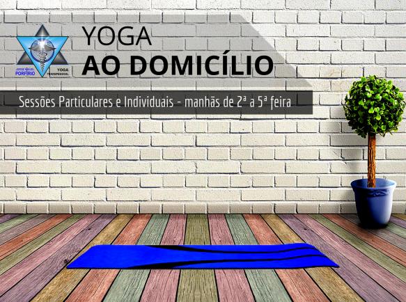 Yoga ao Domicílio